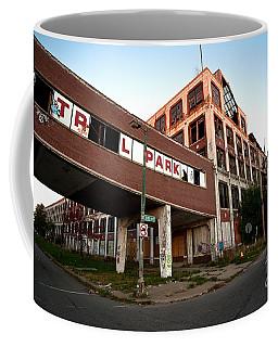 Tr L Park Coffee Mug