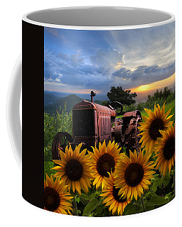 Tractor Heaven Coffee Mug