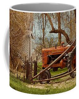 Tractor On Us 285 Coffee Mug