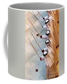 Traditional Emirati Men's Dance  Coffee Mug