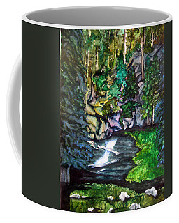 Trail To Broke-off Coffee Mug by Lil Taylor