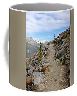 Trail To The Meadows Coffee Mug