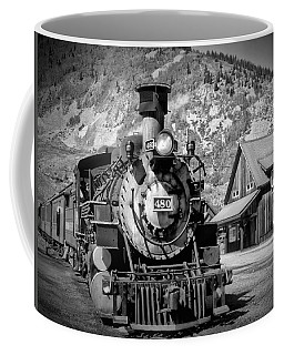 Train 480 Coffee Mug