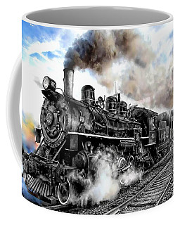 Train I Coffee Mug