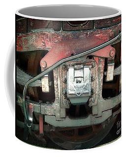 Train Wheel 3 Coffee Mug