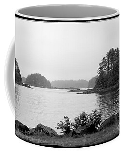 Coffee Mug featuring the photograph Tranquil Harbor by Victoria Harrington