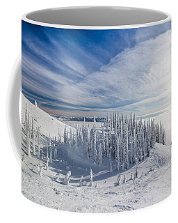 Tranquil Island Coffee Mug
