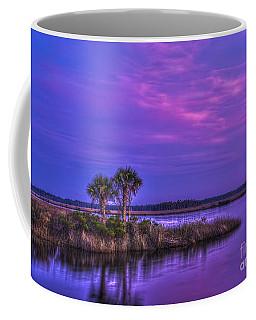 Tranquil Palms Coffee Mug
