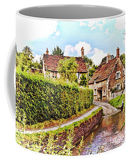 Tranquil Stream Lacock Coffee Mug