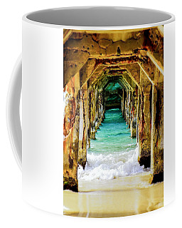 Tranquility Below Coffee Mug