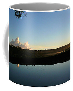 Coffee Mug featuring the photograph Tranquility by Evelyn Tambour