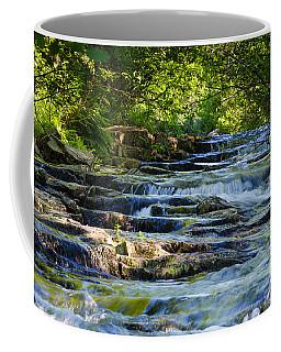 Duck Brook Creek Coffee Mug by Tamara Becker