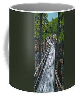 Tranquility Trail Coffee Mug