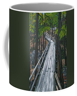 Tranquility Trail Coffee Mug
