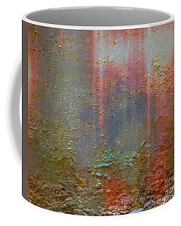 Rust Never Stops Coffee Mug