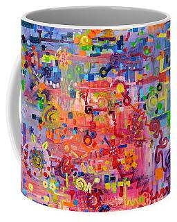 Transition To Chaos Coffee Mug