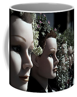 Transplants Coffee Mug by Micki Findlay