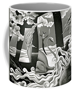 Traveler's Fortune Coffee Mug