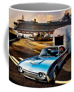 Coffee Mug featuring the photograph Travelin' In Style by Chris Lord