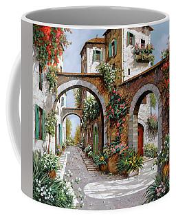 Tre Archi Coffee Mug