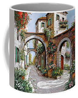 Tre Archi Coffee Mug