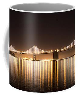 Treasure Island Bay Lights Coffee Mug