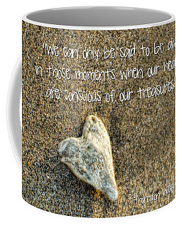 Treasured Heart Coffee Mug