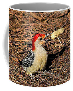 Coffee Mug featuring the photograph Treat Time by HH Photography of Florida