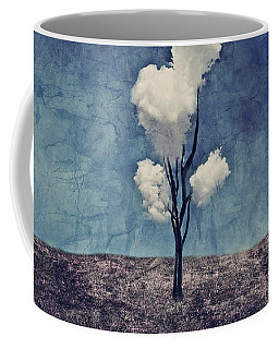 Tree Clouds 01d2 Coffee Mug