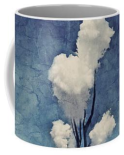 Tree Clouds 01d2 Coffee Mug