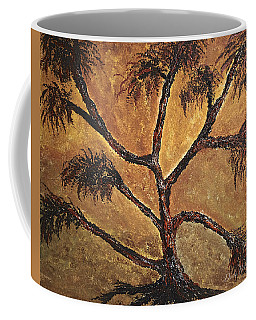 Tree Coffee Mug by Dick Bourgault