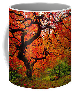 Tree Fire Coffee Mug