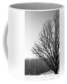 Tree In Winter 2 Coffee Mug