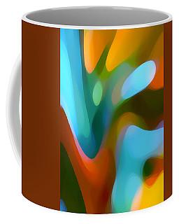Tree Light 3 Coffee Mug