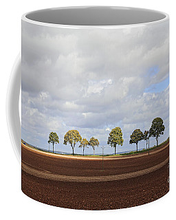 Tree Line France Coffee Mug
