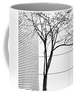 Tree Lines Coffee Mug