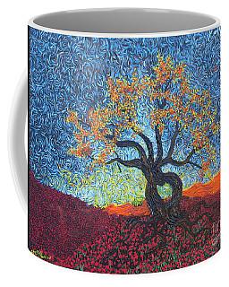 Tree Of Heart Coffee Mug