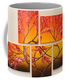 Tree Of Infinite Love Coffee Mug