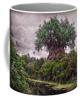 Coffee Mug featuring the photograph Tree Of Life by Hanny Heim