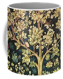 Tree Of Life Coffee Mug by William Morris