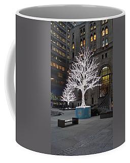Tree Of Lights I Coffee Mug