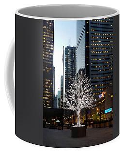 Tree Of Lights II Coffee Mug