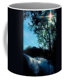Tree Planted By Streams Of Water Coffee Mug