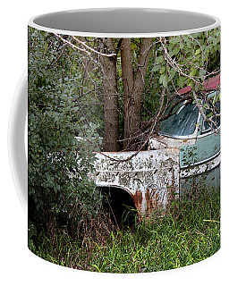 Tree-powered Desoto Coffee Mug