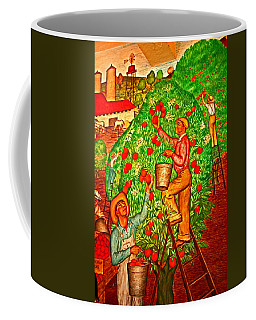 Tree Top Harvest Coffee Mug