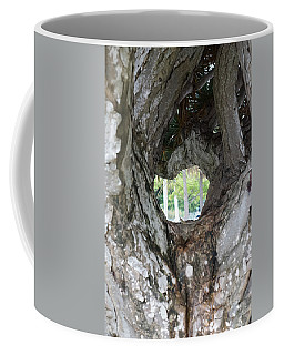 Coffee Mug featuring the photograph Tree View by Rafael Salazar