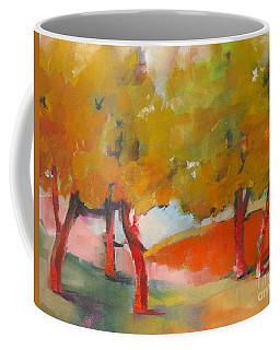 Trees #5 Coffee Mug