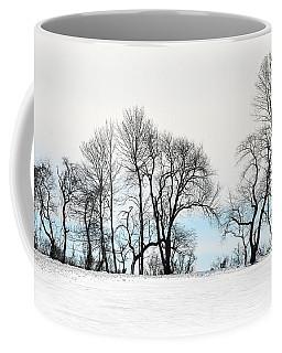 Trees At Tyler Park Coffee Mug