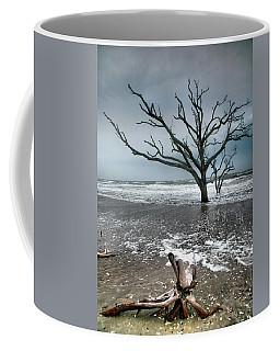 Trees In Surf Coffee Mug