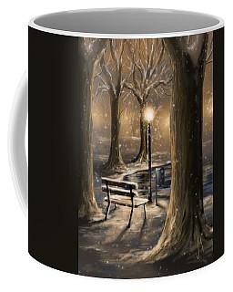 Trees Coffee Mug by Veronica Minozzi